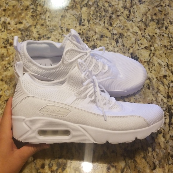 001b72a323 WOMEN NIKE AIR MAX 90 ULTRA 2.0 EASE #AO1520-100. M_5b55297b819e90e10f826adc